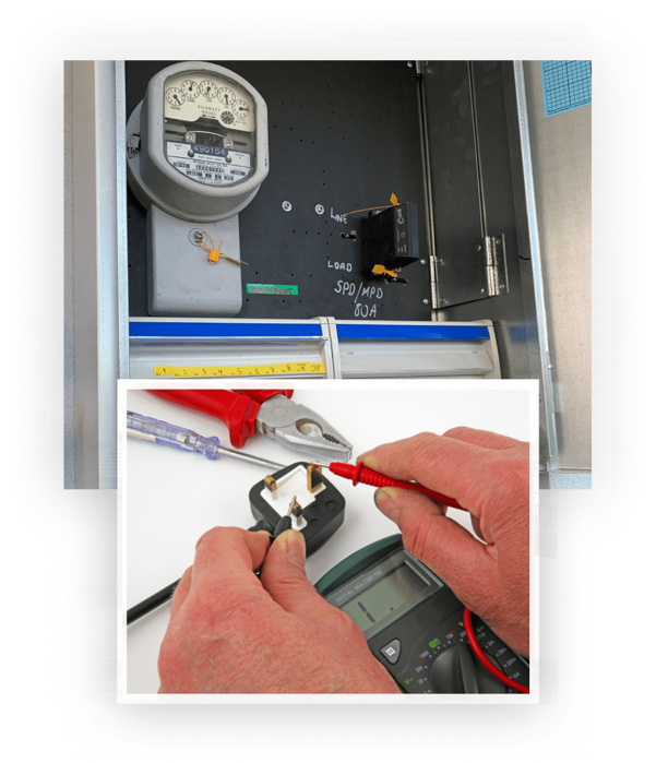 Picture of Electrical Fault Finding