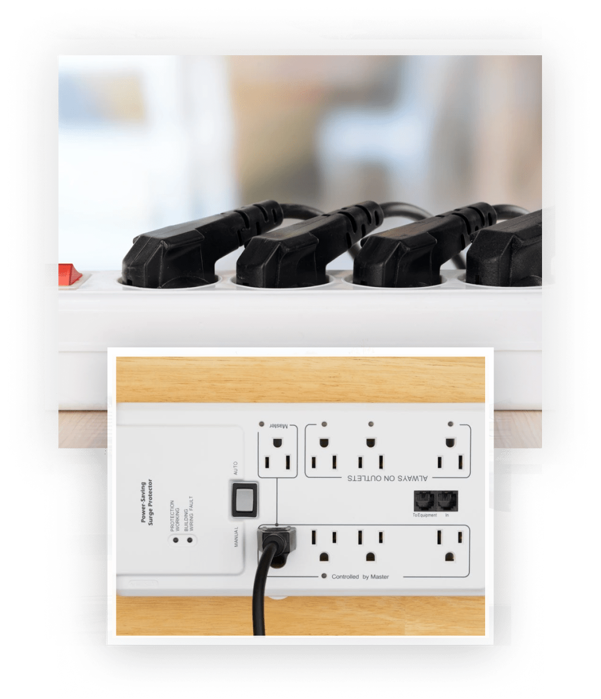 Picture of Surge Protector Installation