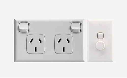 Picture of Power Points, Switches & Dimmers